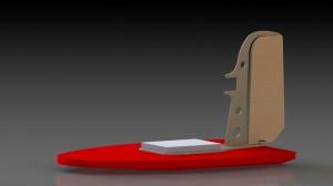 Airboat 3D модель