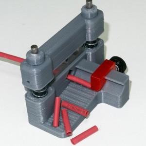 Инструмент для нарезки темоусадки напечатаный на 3d принтере